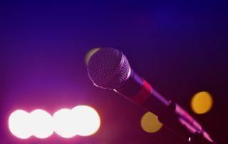 Micro, chant, chanson, musique, concert ©pixabay.com