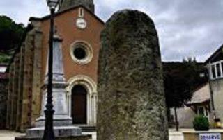 Gallo-römischer Meilenstein