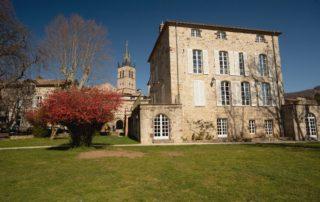 Thueyts - Château de Blou ©S.BUGNON