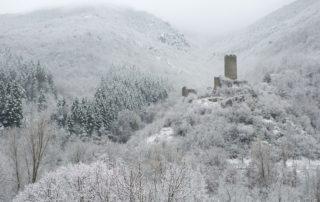 Chadenac tower