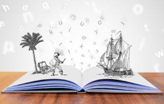 Histoire, conte, lecture, littérature ©pixabay.com