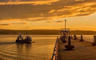 Port, pêche, mer, angleterre ©pixabay.com
