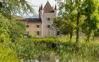 Rochemure Schloss