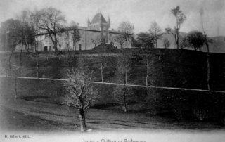 Rochemure castle