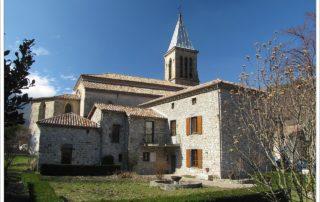 Église de Mayres ©mairiedemayres