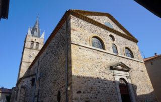 Thueyts - Eglise St Jean Baptiste ©Maëva-Lopez