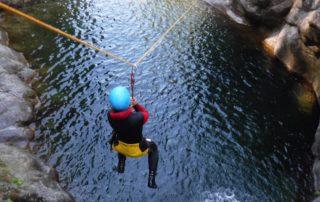 Canyon de la Borne (Journée)