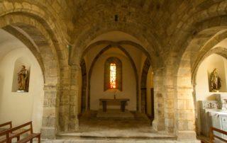 Saint-Cirgues-de-Prades - L'église romane ©S.BUGNON