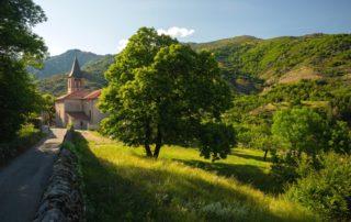 La Souche - L'église ©S.BUGNON