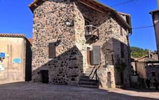 Thueyts - Maisons historiques-5 ©Maeva-lopez