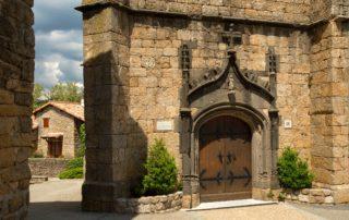 Meyras - L'église ©S.BUGNON