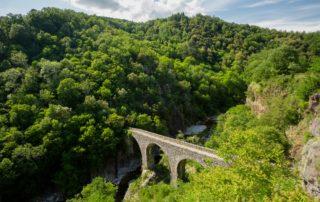 Fabras - Pont de l'Echelette printemps ©S.BUGNON