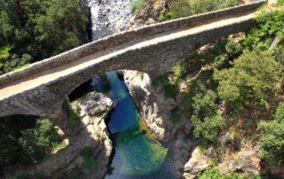 Pont de labeaume - Pont romain ©OTASV