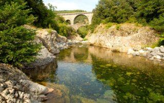 Meyras-Pont de Labeaume  - Pont de Réjus-2 ©S.BUGNON
