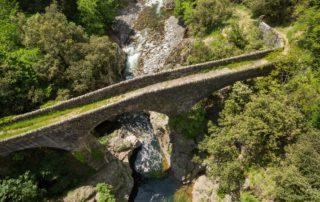 Meyras- Pont de Labeaume - Pont romain de Réjus ©S.BUGNON