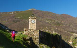 Burzet - La Tour de l'Horloge-2 ©S.BUGNON