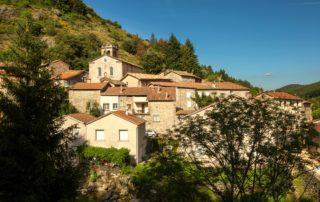 Barnas - Le village ©S.BUGNON