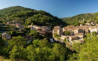 Burzet - Le village ©S.BUGNON