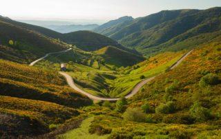 La Souche - Route de la Croix de Bauzon ©S.BUGNON