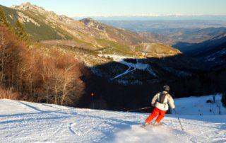 La Souche - Ski à la Croix de Bauzon-3 ©S.BUGNON