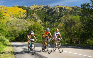 La Souche - Course cyclotouriste de l'Ardéchoise ©S.BUGNON