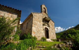 Péreyres - L'église ©S.BUGNON