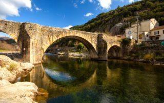 Pont-de-Labeaume - Le Pont ©S.BUGNON