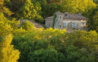 Prades - Le Château ©S.BUGNON