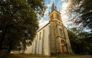 Prades - L'Eglise du calvaire ©S.BUGNON
