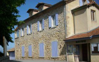 St Cirgues de Prades : Mairie