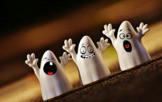 Halloween, peur, fête, enfants ©pixabay.com
