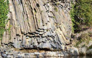 Meyras - Coulée basaltique de l'Amarnier ©OTASV
