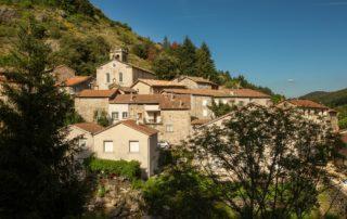 Barnas - Le village