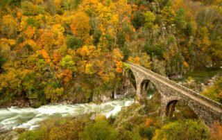 Fabras - Pont de l'Echelette