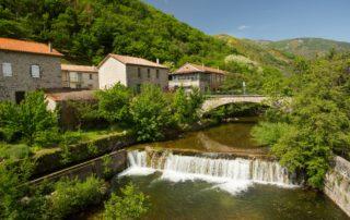 Mayres - L'Ardèche dans le village