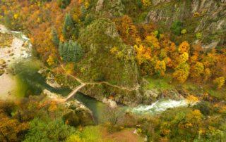 Thueyts - Le Pont du Diable