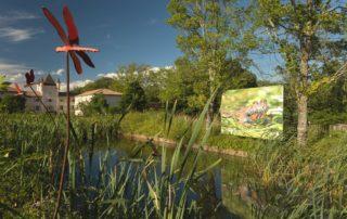 Jaujac - Exposition Biotrésors des Monts d'Ardèche à la Maison du Parc