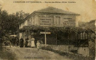 Restaurant Brioude