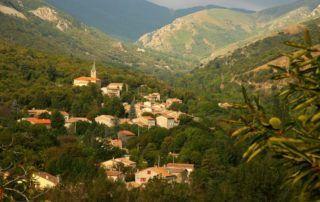 La Souche : le village