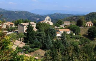 Village de Fabras