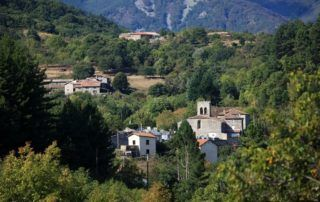Village de St Cirgues de Prades