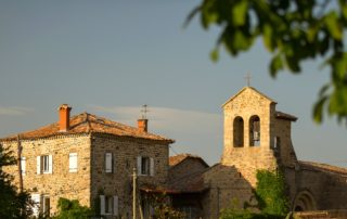 Village of St Cirgues de Prades