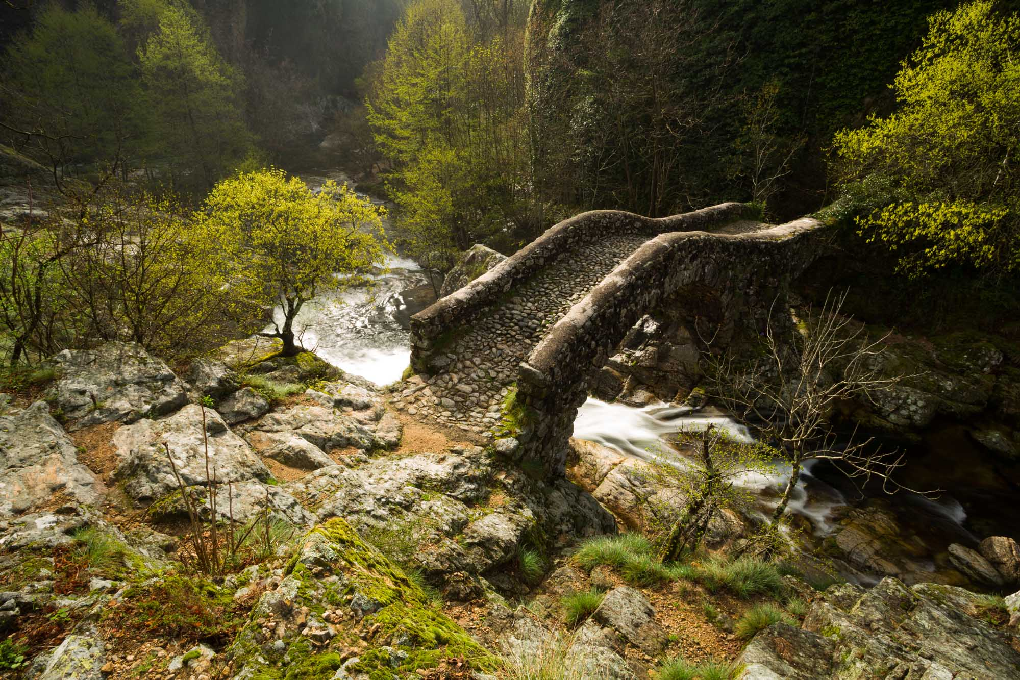 Jaujac-Pont-romain-sur-le-Rieuclar-ardeche-des-sources-et-volcans