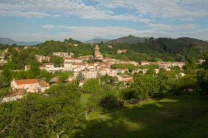Meyras - Le village © S.Bugnon